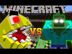 [Popularmmos - Minecraft ] PACMAN HUNGER GAMES - Pat And Jen  Lucky Bloc...