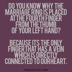 marriage- now that is cool!