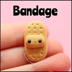 Another custom order for a little bandage figurine! You guys really seemed to like this charm when I posted it last!www.EmssysBoutique.com