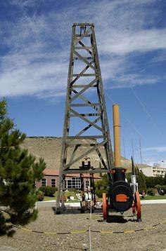 Fotos de Comodoro Rivadavia: Museo del Petróleo #historia #petróleo #comodoro