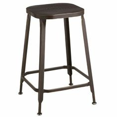Weldon Backless Counterstool - Brown