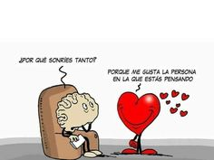 Heart Vs Brain, Amor Quotes, Love Phrases, Spanish Quotes, Art Photography, Religion, Funny Pictures, Humor, Feelings
