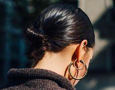 Minimalistic earrings
