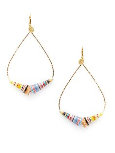 Keon Earrings by Elli by Double Happiness Jewelry on Gilt.com