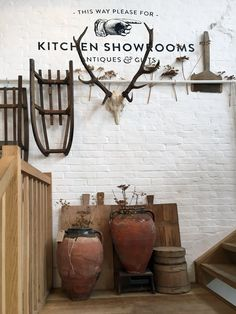kitchen showrooms, antiques & gifts