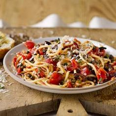 Healthy Italian Pasta Recipes - Eating Well