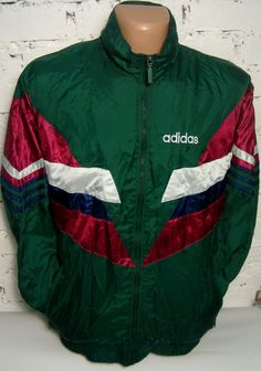 (Retro at it's best, a true high quality Adidas item. Well the cool weather, to travel to the country, not sorry for a picnic, walk the dog ;). Excellent condition no holes ,tears ,etc and remains in a good ,clean ,pre-loved condition throughout. | eBay!