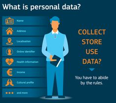 If you are collecting personal data, you have to abide by the rules - Ferien Ideen The Rules, Data Protection Officer, General Data Protection Regulation, Security Companies, Home Security Systems, Build Your Own Computer, Gdpr Compliance, Tech Sites, Computer Security