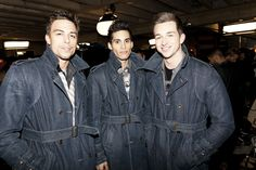 "America's Next Top Model Cycle 20  MY 3 FAVORITE GUYS :) Them and ""Don"" from MN! :)"