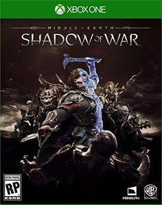 MiddleEarth Shadow Of War  Xbox One >>> See this great product.Note:It is affiliate link to Amazon.