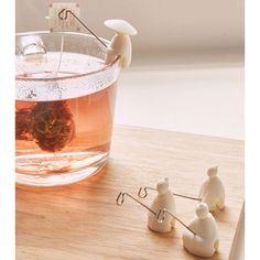 Porte sachet à thé pêcheurs