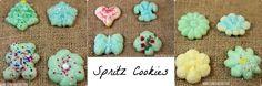 Spritz Cookies #OXOGoodCookies