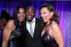Audra McDonald, Taye Diggs and Vanessa Williams, 2011 ( Alex J. Chris Williams, Vanessa Williams, Miss America Winners, Dear World, Ugly Betty, Black Actresses, Got The Look, Celebs, Celebrities
