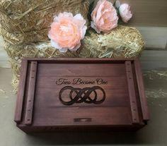 Wedding Wine Box Wine Box Wine Box CeremonyLove Letter Box