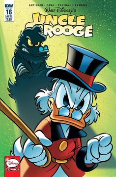 """""""Scrooge's Last Adventure,"""" Part 4 of 4! The day of reckoning is here! Uncle Scrooge vows to take back his fortune-and Duckburg-from Flintheart Glomgold and John D. Rockerduck! But the enemy tycoons p"""