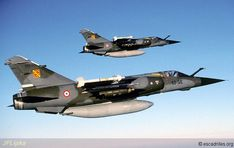 French Armée de l'Air 1995 - The Dassault Mirage F-1CT comes in to service in a hot period in history (post-Yugoslav conflicts)