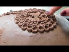 POTTERY BY BARBARA SYLVANE PRESENTS THE MAKING OF MY SIGNATURE PIECE OF POTTERY - YouTube