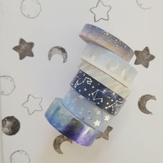 Breathe Absolutely in love with these washi tapes Cute School Supplies, Craft Supplies, Tumblr School Supplies, Cute Stationary, Stationary Store, Masking Tape, Washi Tapes, Bullet Journal Inspiration, Ravenclaw