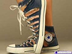 If you wear Chucks a lot like I do, then you'll understand
