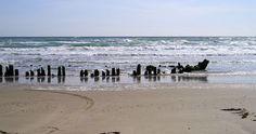 Boca Chica - a very unspoiled Gulf Coast beach in Texas