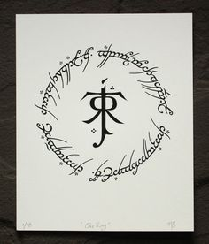 JRR Tolkien Symbol from The Lord of the Rings - Bing images
