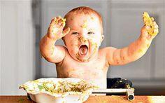 {alimentação} 10 cardápios para bebês e crianças - Baby Dicas