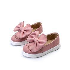 Niños niñas primavera shoes con arco de moda zapatilla de deporte de los niños del bebé casual sport shoes shoes princesa lindo en stock