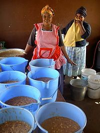 South African cuisine - Wikipedia, the free encyclopedia