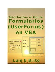 Introducción al Uso de Formularios (UserForms) en VBA