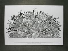 Thinktopia_ by Studio On Fire/letterpress