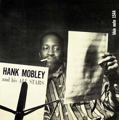 Hank Mobley & His All-Stars  (Blue Note)