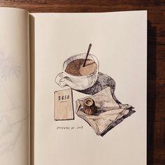 Sketchbook Inspiration, Art Sketchbook, Art Sketches, Art Drawings, Posca Marker, Art Diary, Hippie Art, Pen Art, Cute Art