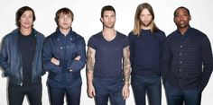 Maroon 5 first time in Puerto Rico concert tomorrow July 15 2016 (em)