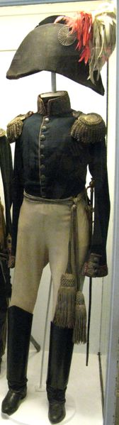 Polish General`s Uniform of Emperor Alexander I (c 1812)