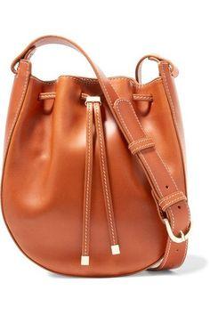 091ff23d9c5a Vanessa Seward - Dakota Leather Bucket Bag - Tan - one size