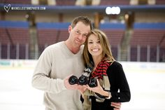 For when I marry a hockey player, this will be included in the engagement pictures :)
