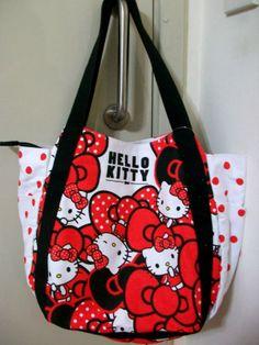 Hello Kitty Fancy Patent Shoulder Bag 38