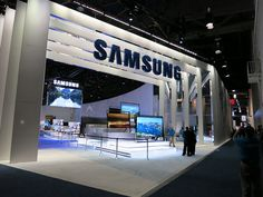 Samsung at CES 2013 on Behance