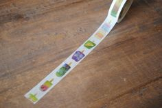 Washi tape is a high quality tape made with rice paper. You will find washi tape to be beautiful, yet even more so extremely useful. It is easy to tear, easy to write on and because of the low tack adhesive used it is easy to stick, peel and re-position without any residue left behind!  Looking for more washi styles? https://www.etsy.com/shop/PaperSupplyStation?ref=hdr_shop_menu§ion_id=19753955  **Current processing time and shipping options** Please check latest shop announcement for…