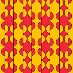 In the Hall of the Art Deco Court fabric by su_g on Spoonflower - custom fabric
