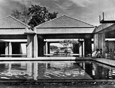 """Gallery of Architecture as an Agent of Change: Remembering Charles Correa, """"India's Greatest Architect"""" - 11"""