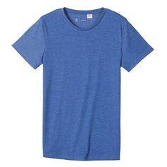 T-shirt col rond à manches courtes coton bio R essentiel