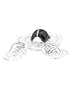 What Is Depression? Sad Drawings, Dark Art Drawings, Pencil Art Drawings, Art Drawings Sketches, Aesthetic Drawing, Aesthetic Art, Korean Aesthetic, Arte Obscura, Arte Sketchbook