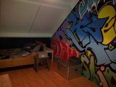Mijn kamer on pinterest graffiti met and vans - Jarige jongenskamer ...