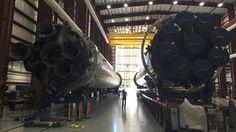 Les lanceurs de Space X prêts à repartir ? - Ciel & Espace