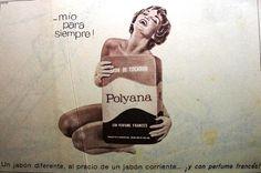 Jabón de Tocador Polyana 1959
