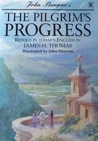 """""""Pilgrim's Progress in Today's English"""" by John Bunyan. Read Fall 2013. Both Christian & Christiana. Encouraging allegory, so glad to finally read this Christian classic! Love the """"final journey over the river"""" analogy for death. Did he know 338 yrs ago that his book written while in jail would still be read today? No, but God rewards faithfulness. John Bunyan, yet another pilgrim has been spurred on by your classic work. Thank you."""