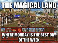 Ahahah true!! Love heroes of might and magic