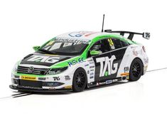 The Scalextric VW Passat CC NGTC Team HARD BTCC 2017 Jake Hill is part of the Scalextric Touring Cars Slot Car range.