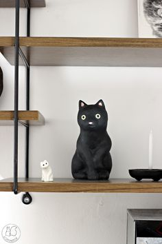 Oravanpesä | Musta kissa design Yasushi Koyama | SÖPÖ